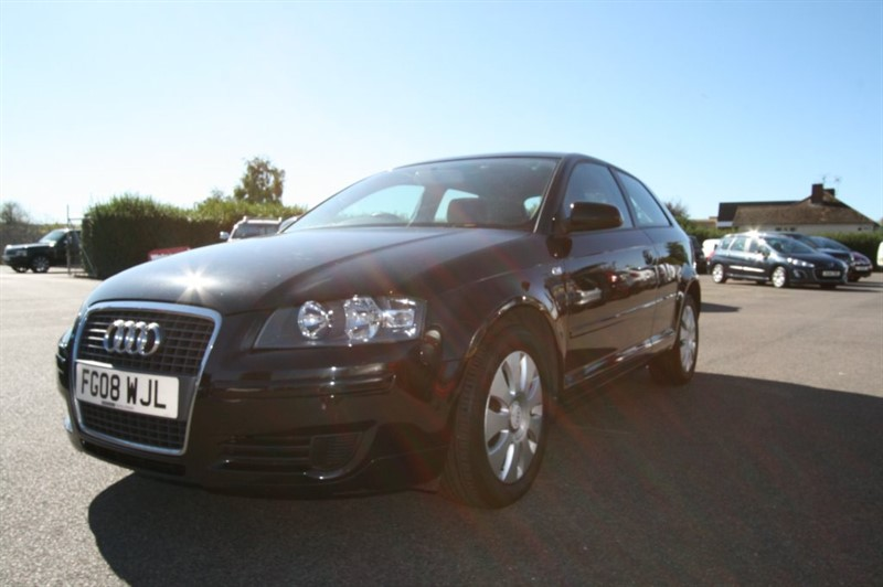 used Audi A3 SPECIAL EDITION 8V in kent