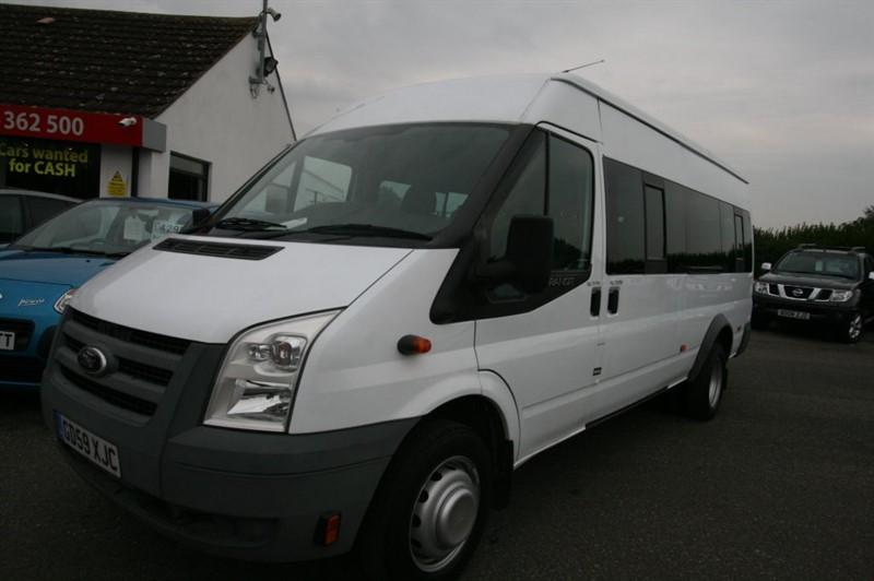 used Ford Transit 430 SHR BUS 17 STR in kent