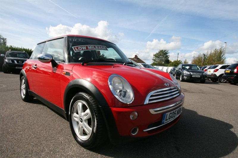 used MINI Hatch ONE ONE in kent