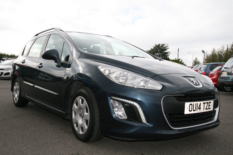 used Peugeot 308 HDI SW ACCESS in kent
