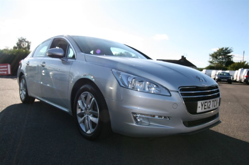 used Peugeot 508 HDI ACTIVE in kent