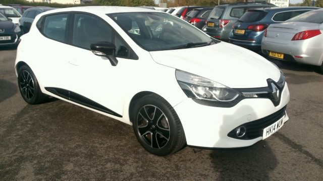used Renault Clio DYNAMIQUE MEDIANAV ENERGY TCE ECO2 S/S in kent