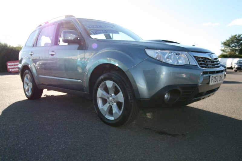 used Subaru Forester D XS NAVPLUS in kent