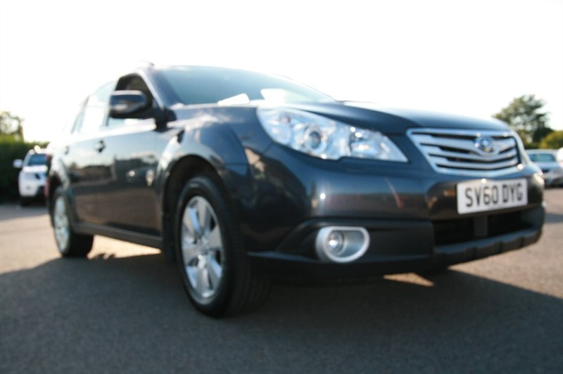 used Subaru Outback D SE in kent