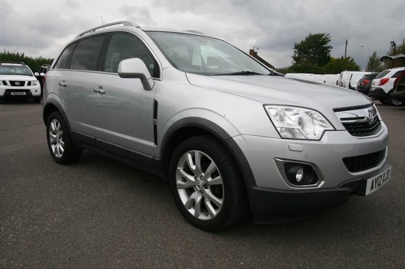 used Vauxhall Antara SE CDTI in kent