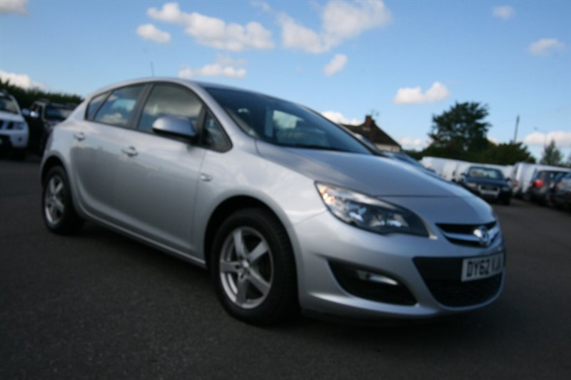 used Vauxhall Astra EXCLUSIV EXCLUSIV in kent
