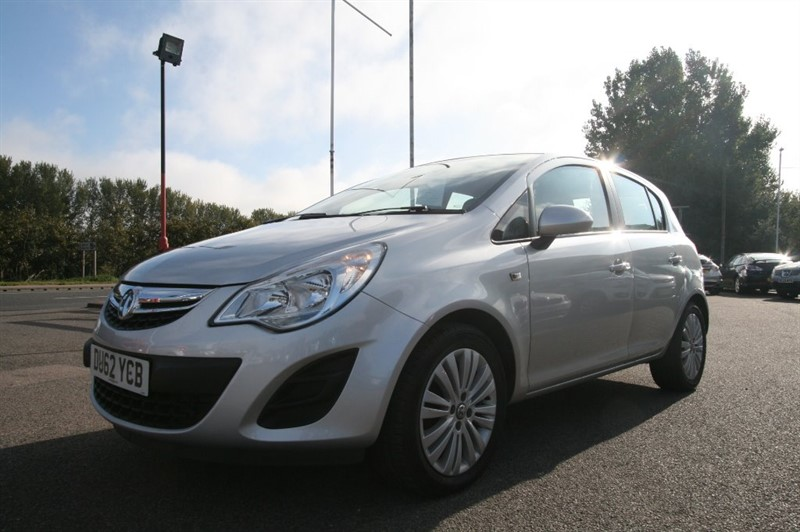 used Vauxhall Corsa EXCLUSIV AC in kent