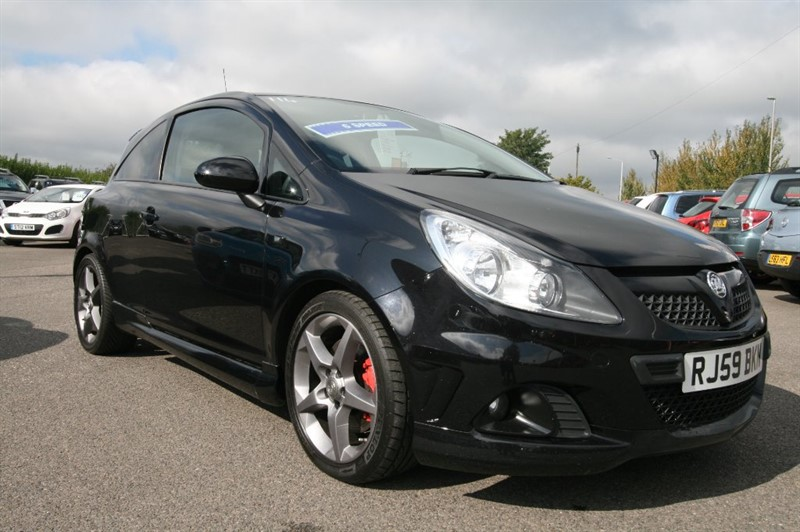 used Vauxhall Corsa SRI A/C in kent