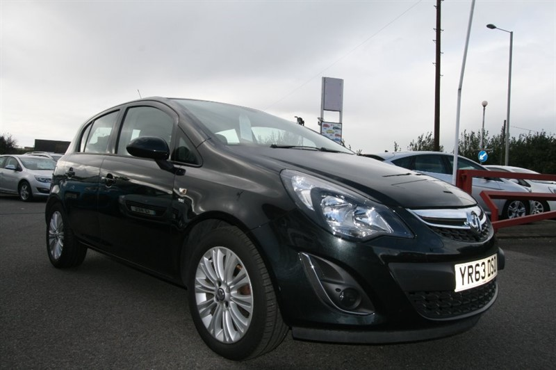 used Vauxhall Corsa SE in kent