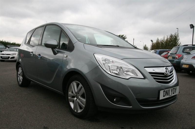 used Vauxhall Meriva SE in kent