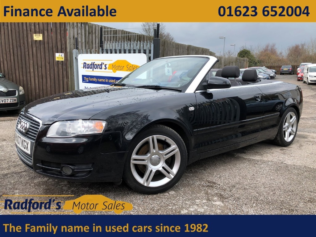 used Audi A4 T SPORT in mansfield