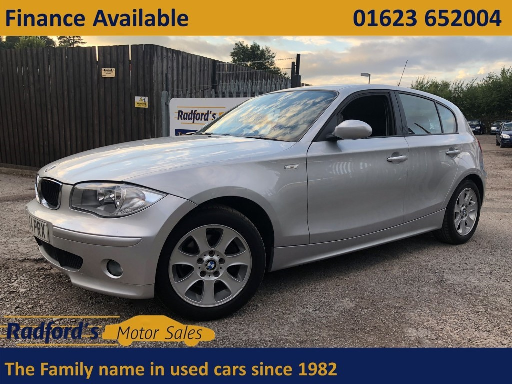 used BMW 120d SE in mansfield