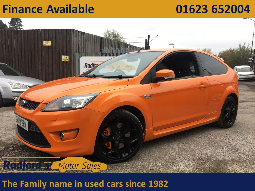 used Ford Focus ST-3 in mansfield