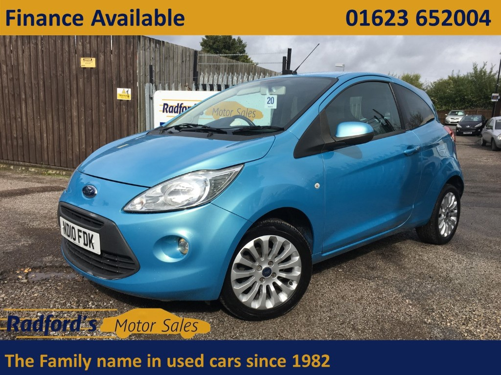 used Ford KA ZETEC in mansfield