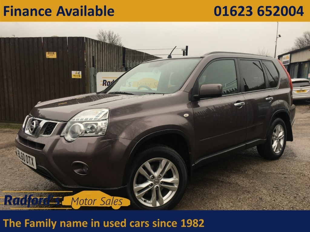 used Nissan X-Trail DCI ACENTA in mansfield
