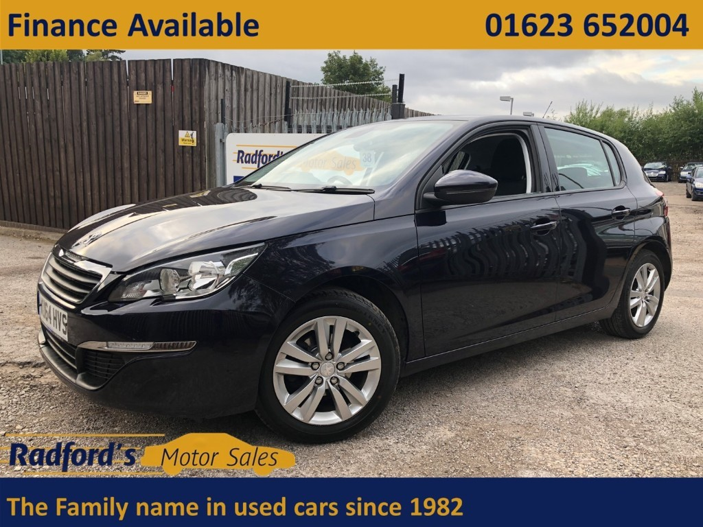 used Peugeot 308 HDI ACTIVE in mansfield