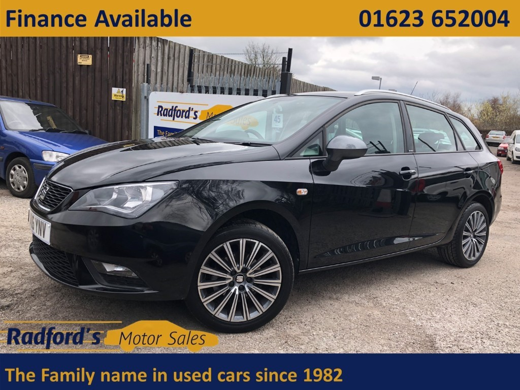 used SEAT Ibiza TSI CONNECT in mansfield