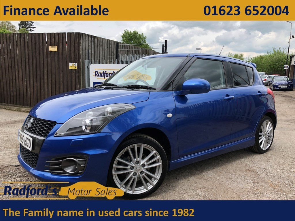 used Suzuki Swift SPORT in mansfield