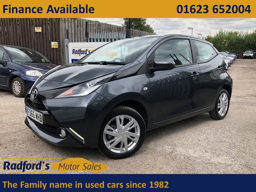 used Toyota Aygo VVT-I X-PRESSION in mansfield