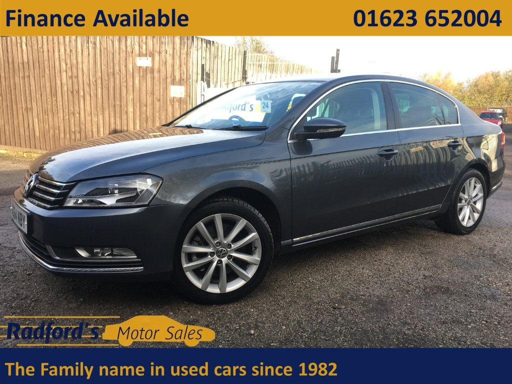 used VW Passat EXECUTIVE TDI BLUEMOTION TECHNOLOGY in mansfield