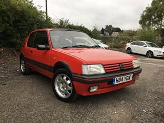 Peugeot 205 for sale