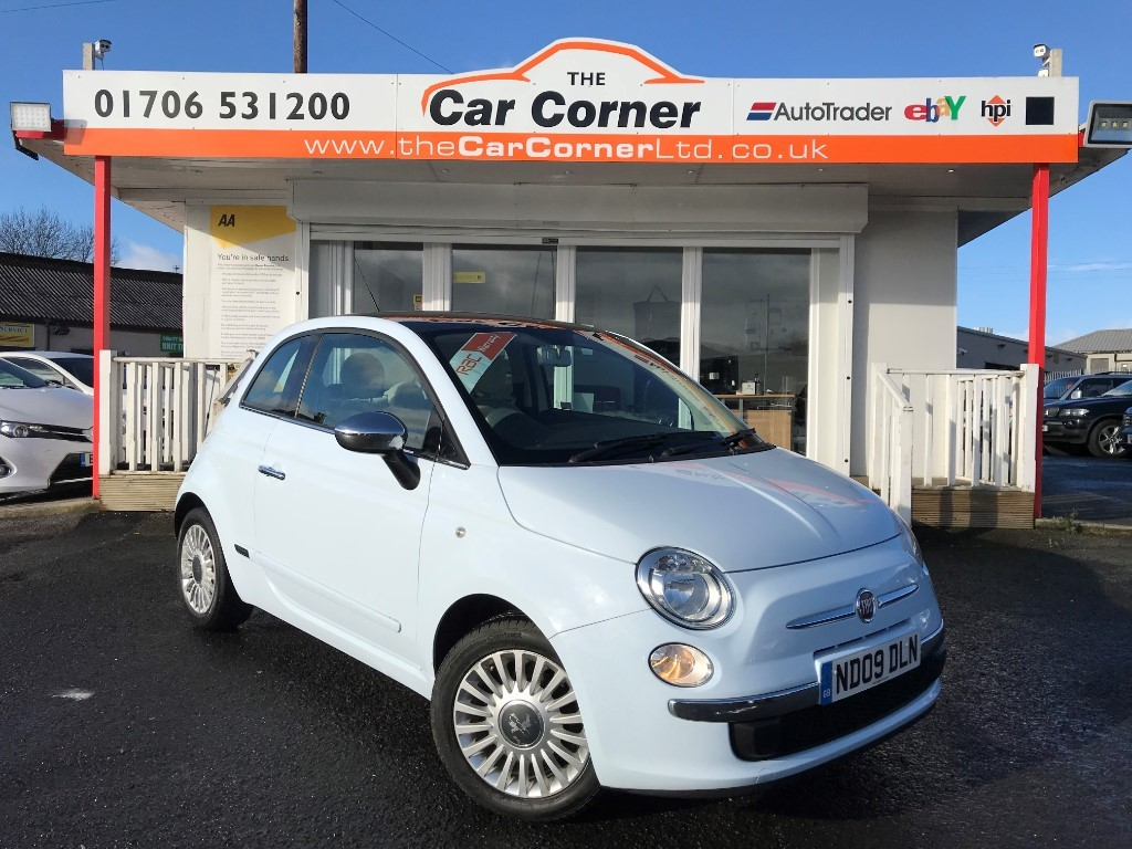 Fiat 500 | The Car Corner | Greater Manchester