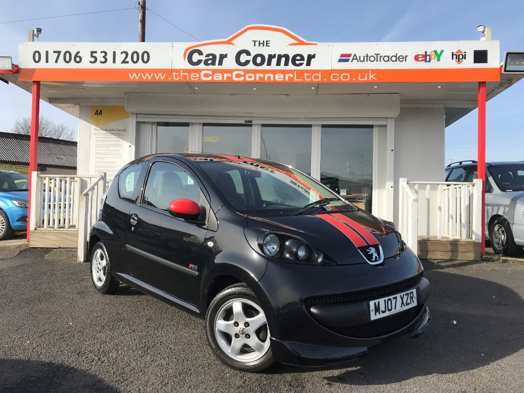 Peugeot 107 | The Car Corner | Greater Manchester