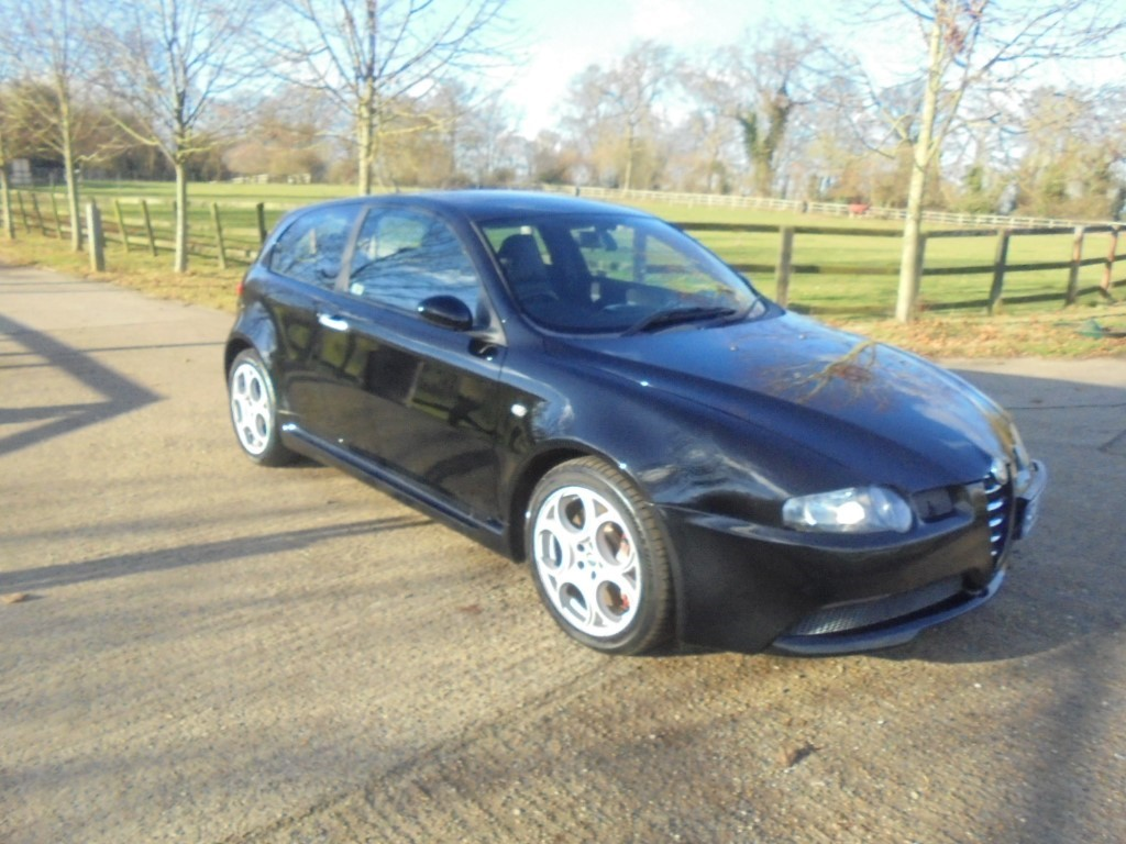 used Alfa Romeo 147 V6 24V GTA in suffolk