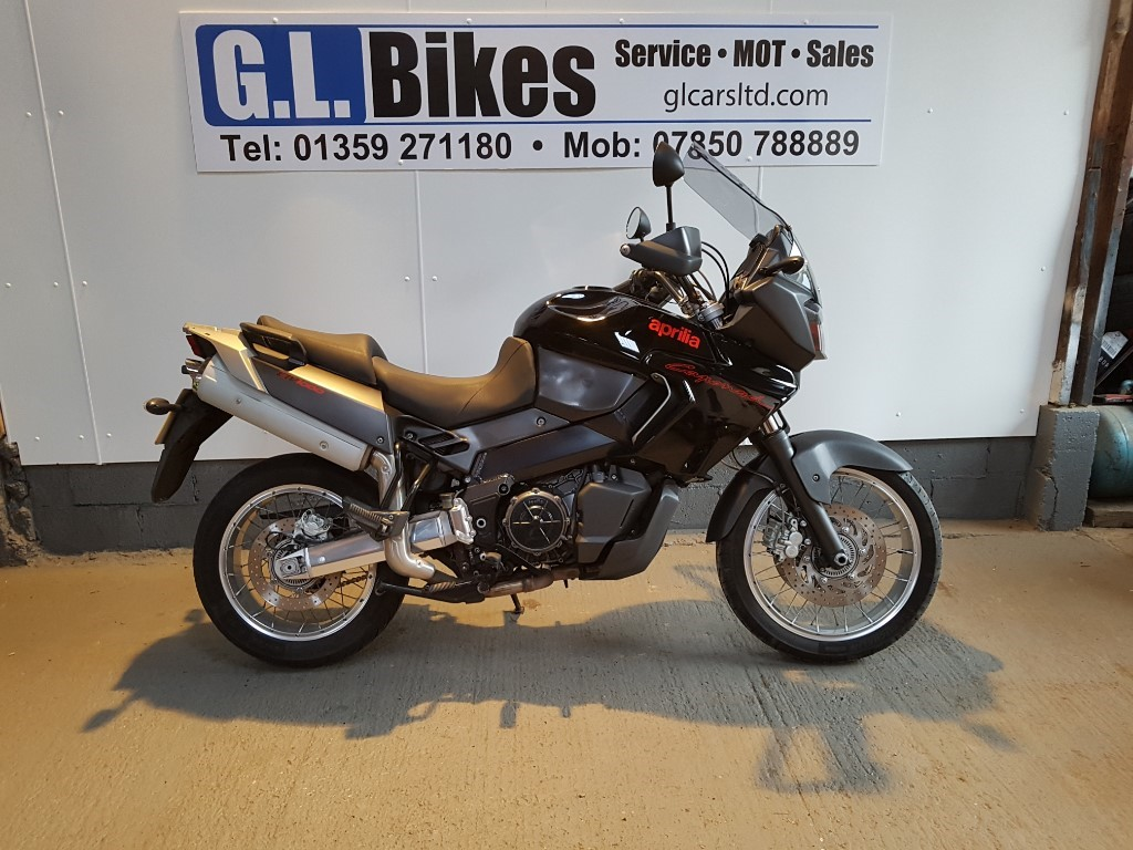 used Aprilia Caponord  in suffolk