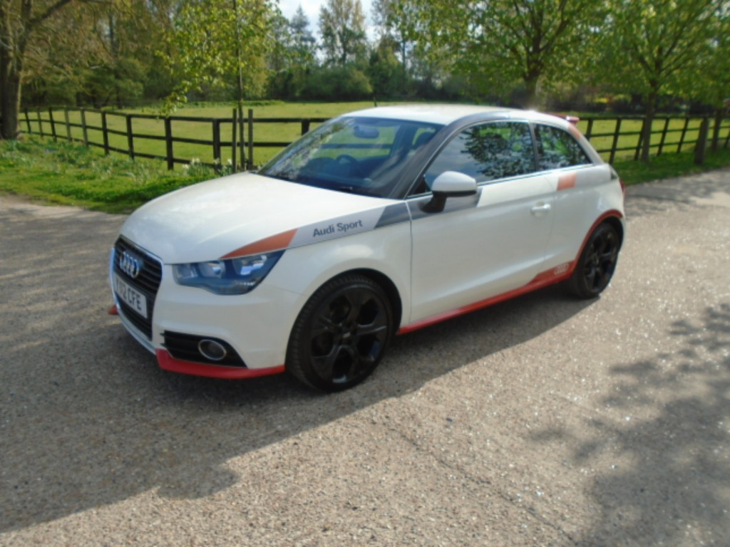 used Audi A1 TDI COMPETITION LINE in suffolk