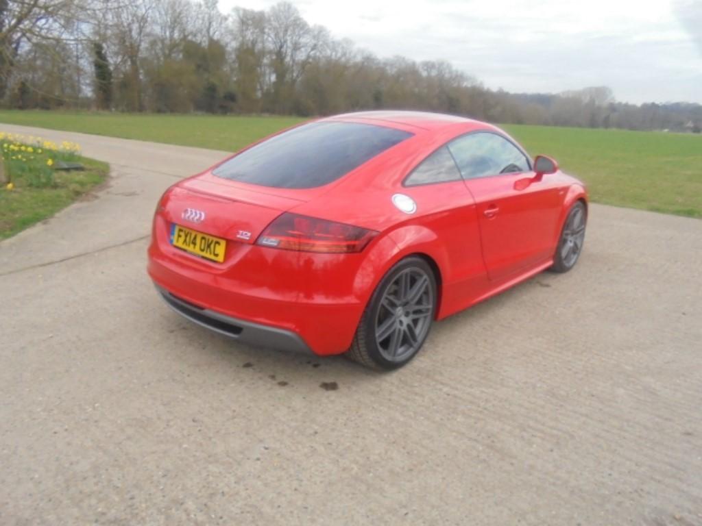 Used Audi TT For Sale Suffolk - Audi okc