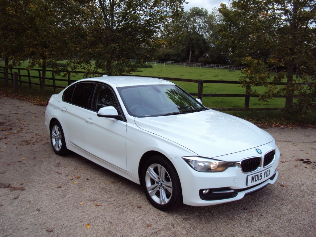 used BMW 316d SPORT in suffolk
