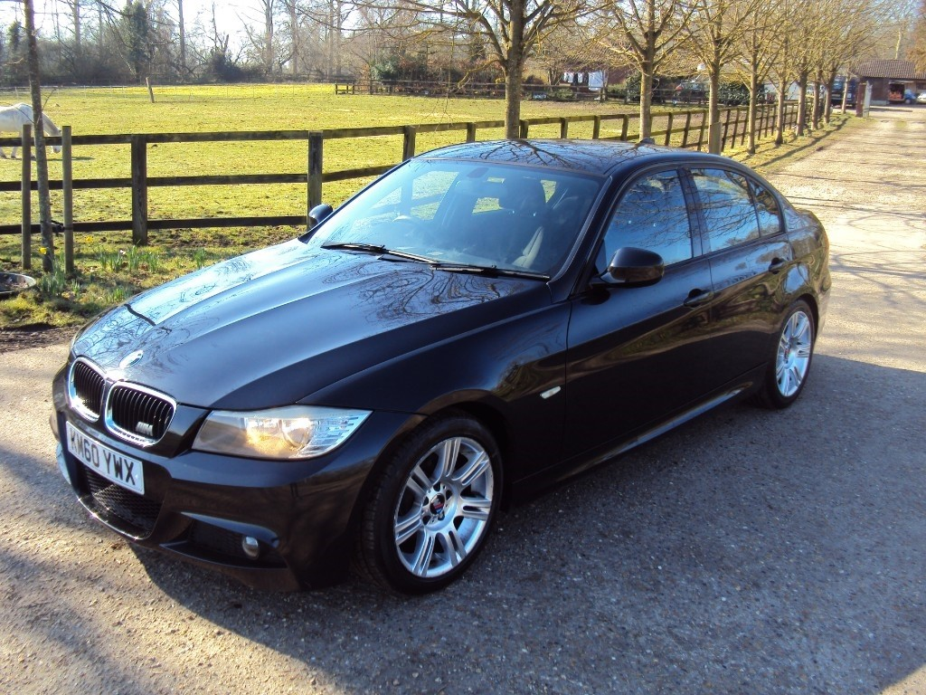 used BMW 318d M SPORT in suffolk