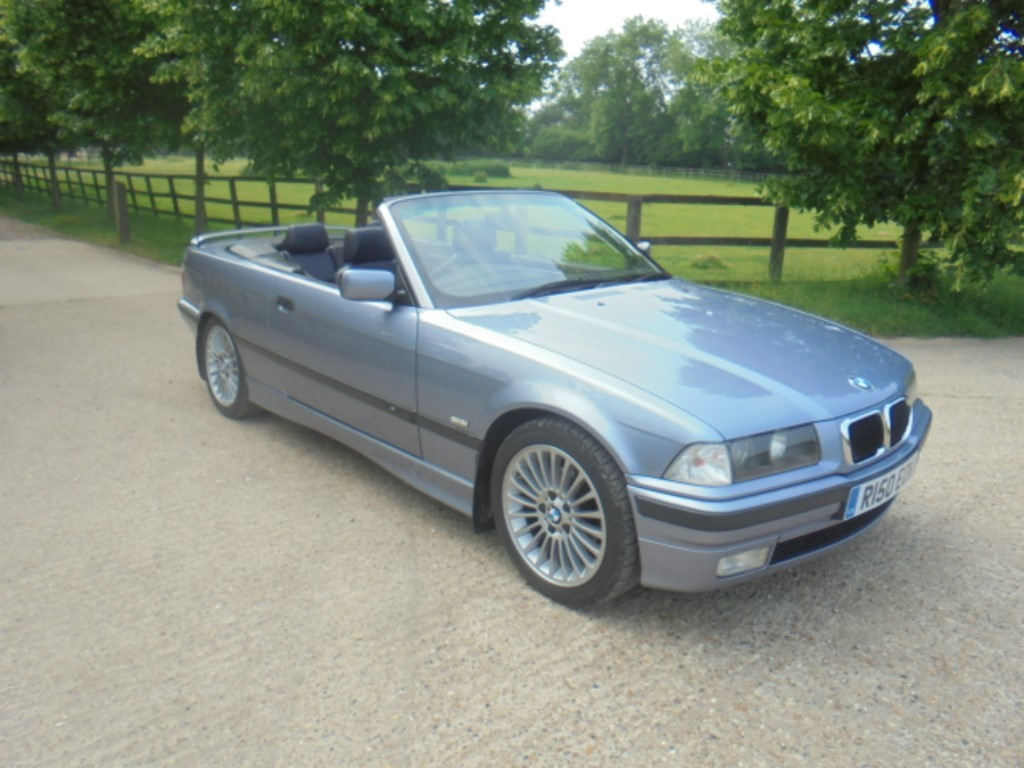used BMW 318i  in suffolk