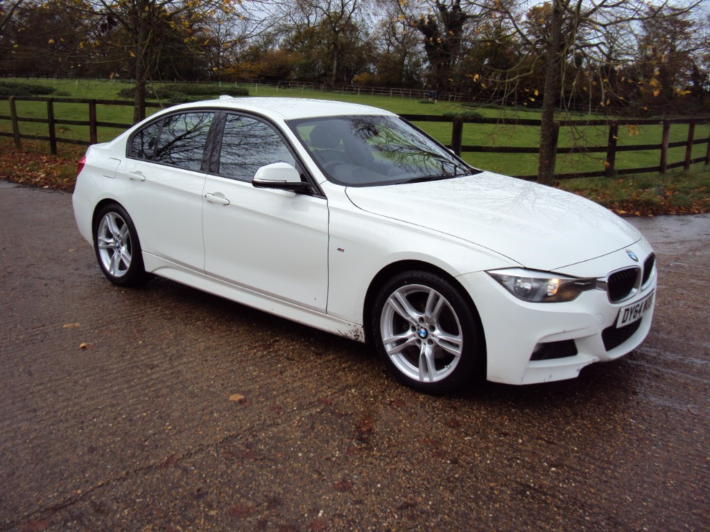 used BMW 320d M SPORT in suffolk