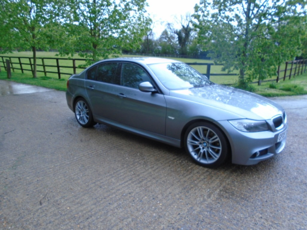 used BMW 325d M SPORT in suffolk