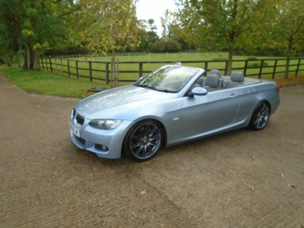 used BMW 335i M SPORT HIGHLINE in suffolk