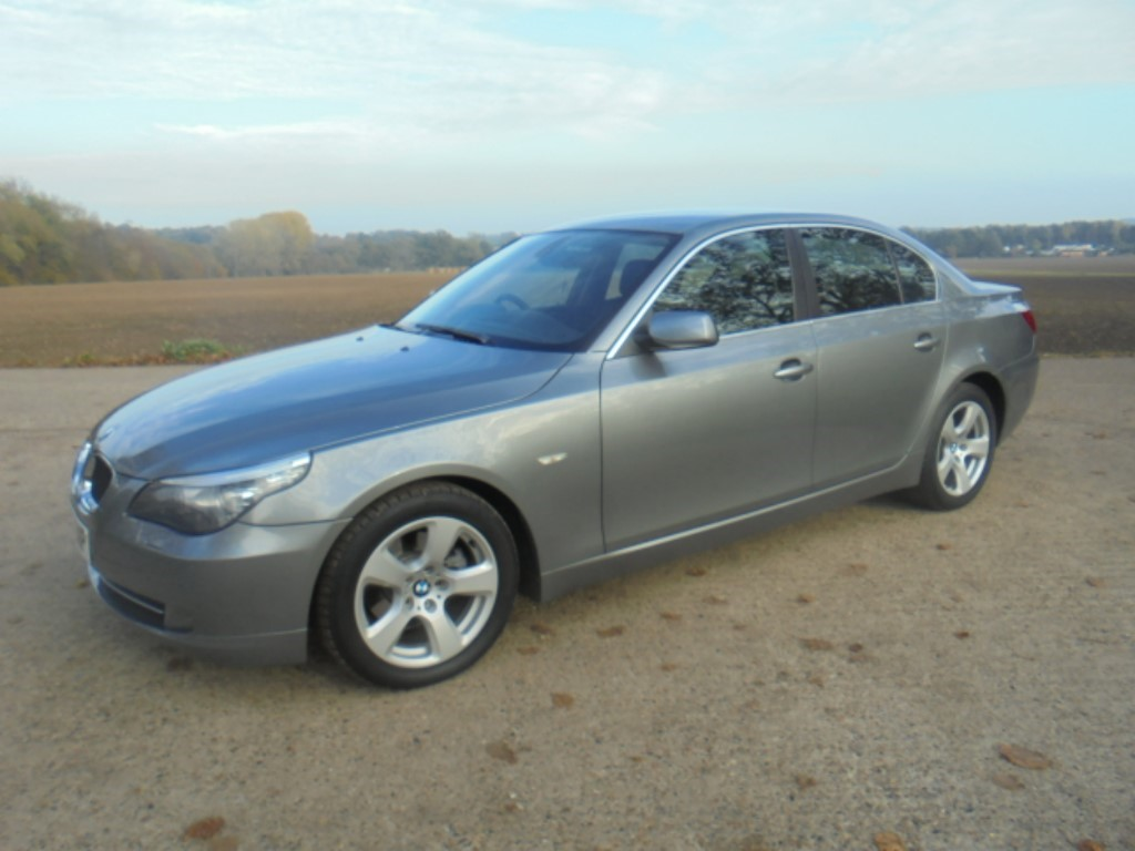 used BMW 520d SE in suffolk