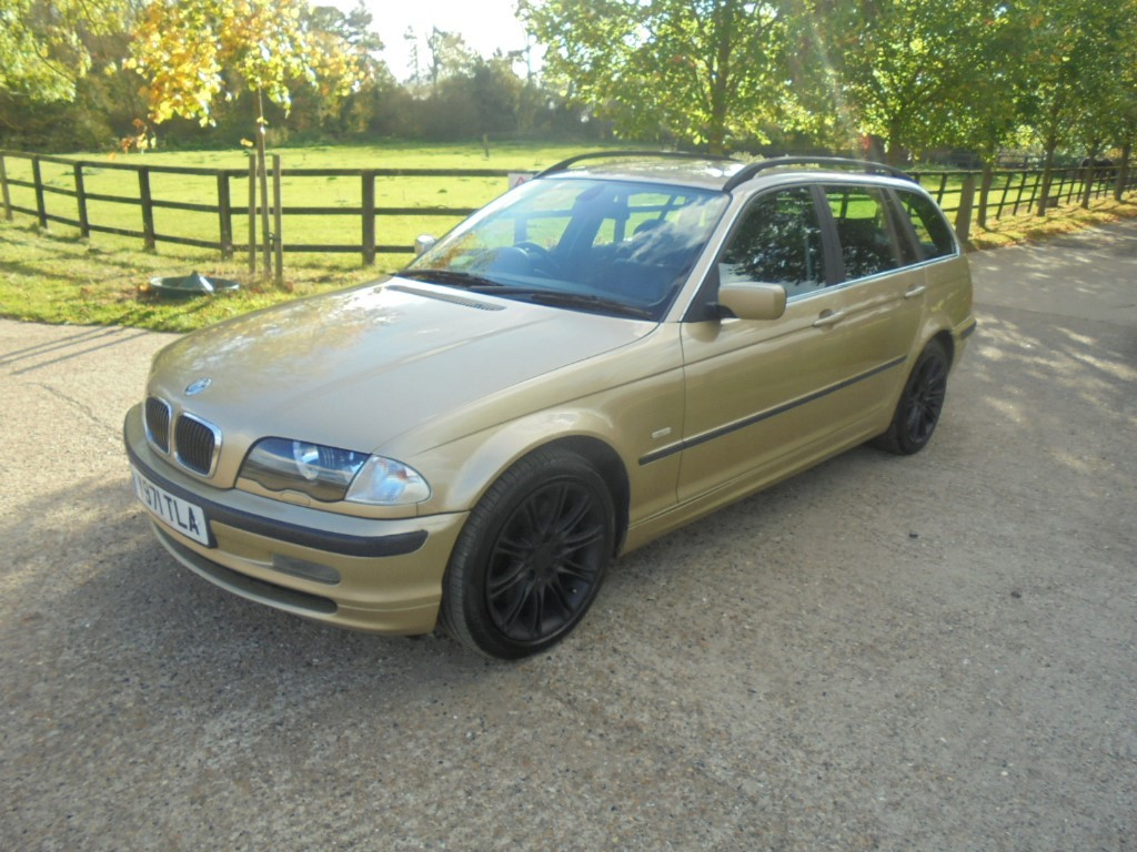 used BMW 330d 330D SE in suffolk