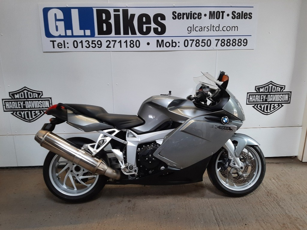 used BMW K1200S  in suffolk