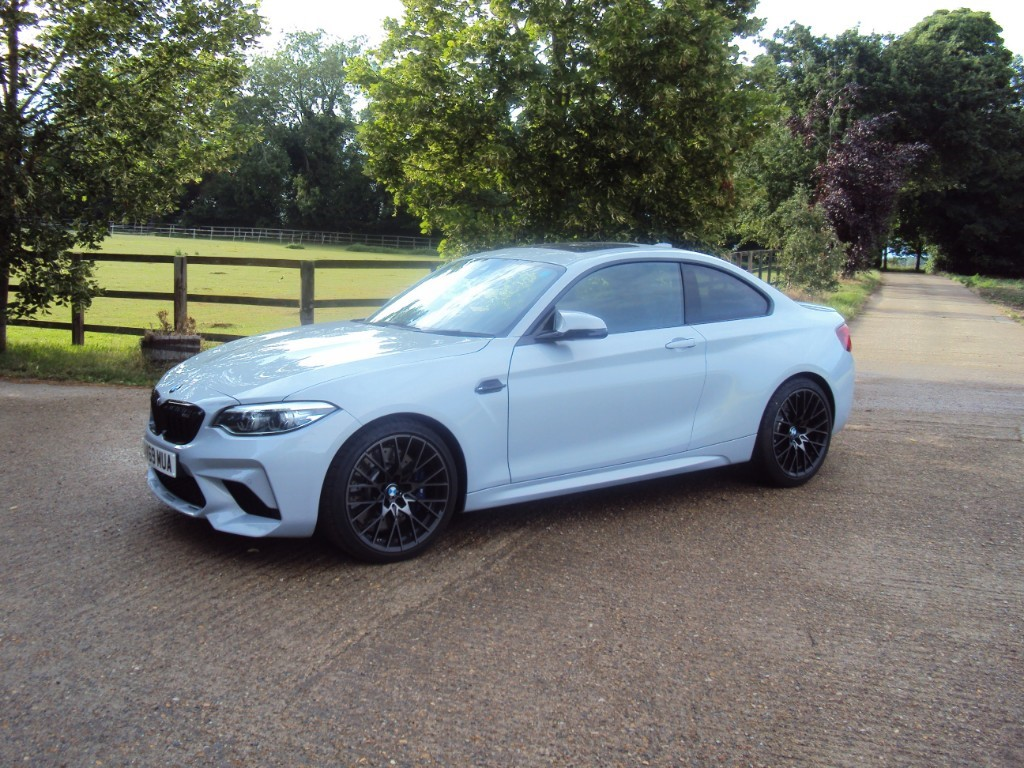 used BMW M2 COMPETITION in suffolk