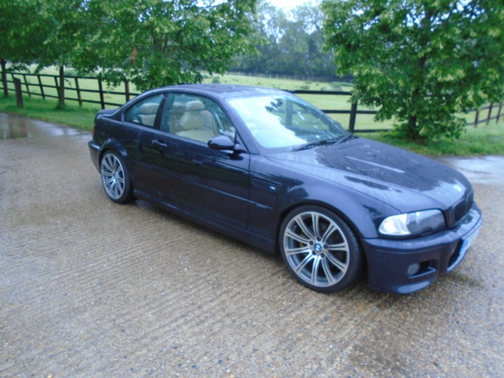 used BMW M3  in suffolk
