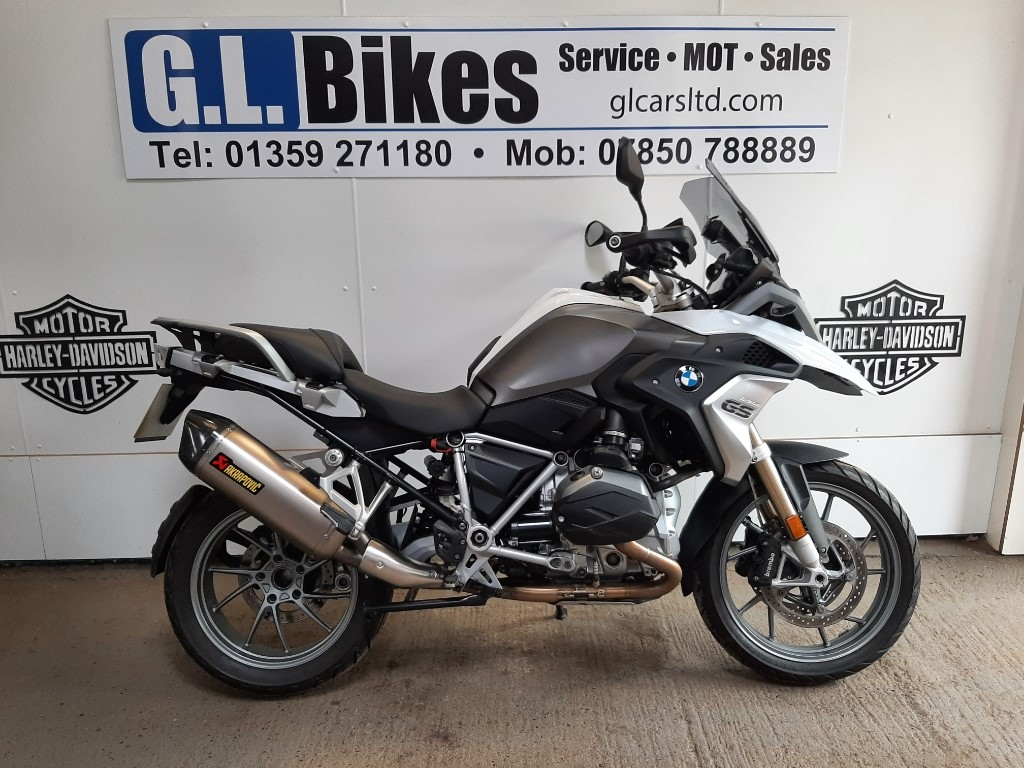 used BMW R1200GS  in suffolk