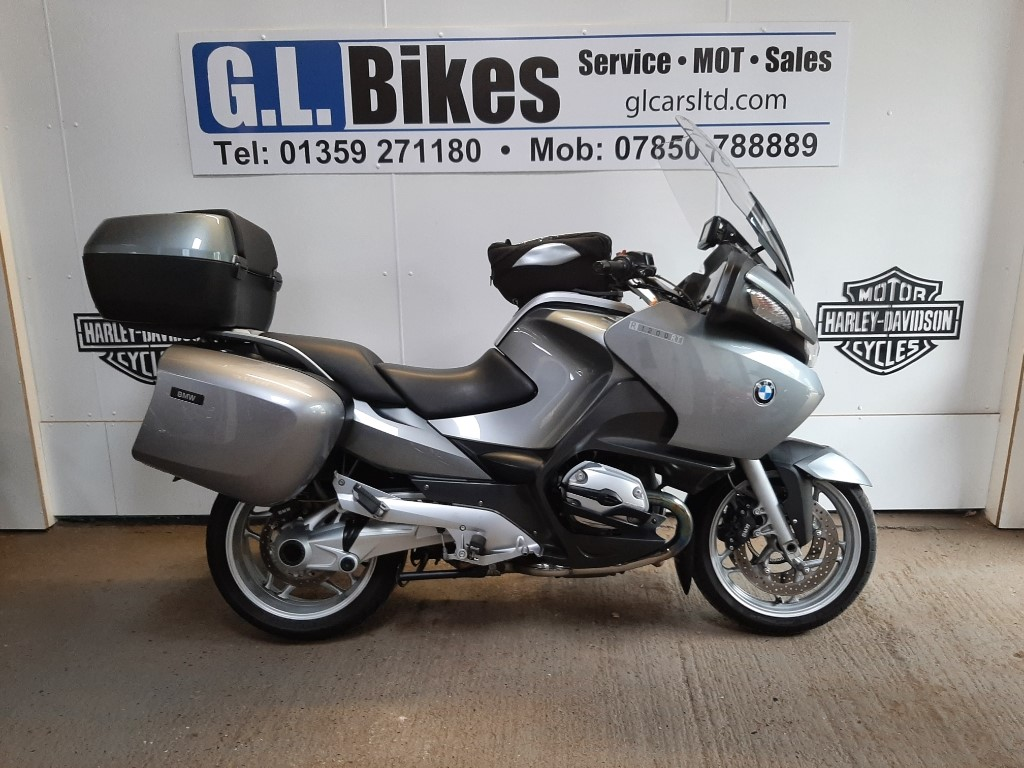 used BMW R1200RT SE in suffolk