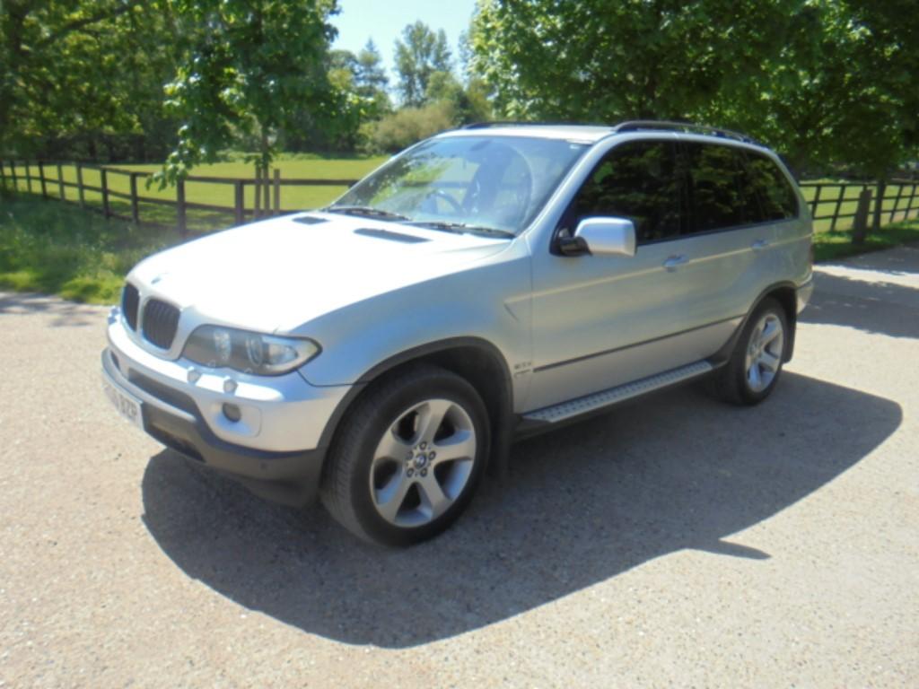used BMW X5 D SPORT in suffolk