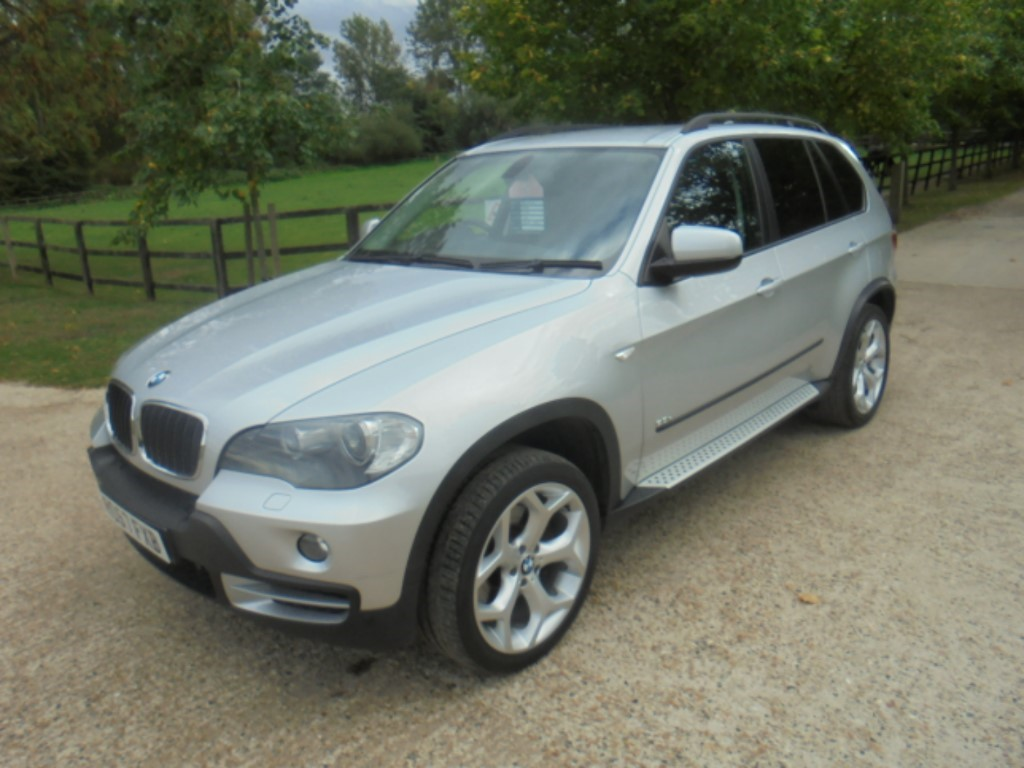 used BMW X5 D SE 5STR in suffolk