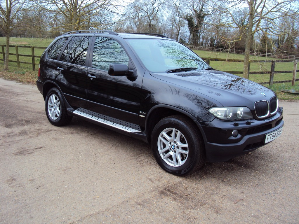 used BMW X5 D in suffolk