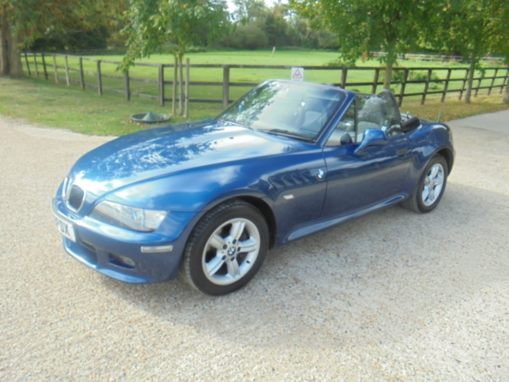 used BMW Z3 ROADSTER in suffolk