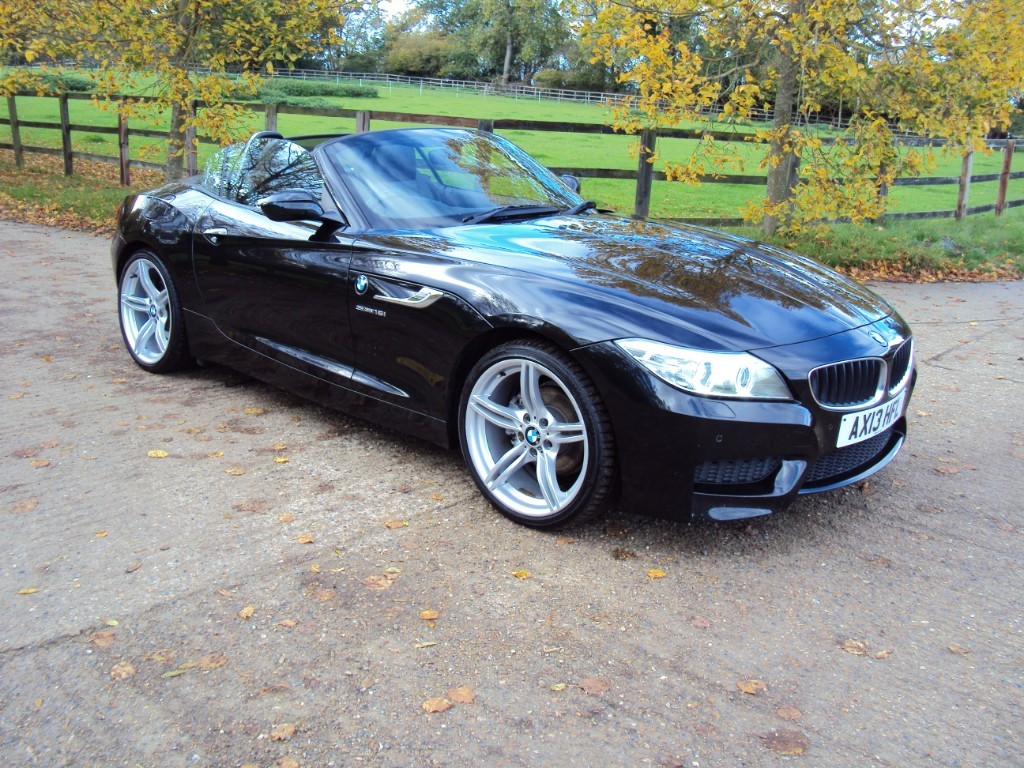 used BMW Z4 SDRIVE18I M SPORT ROADSTER in suffolk