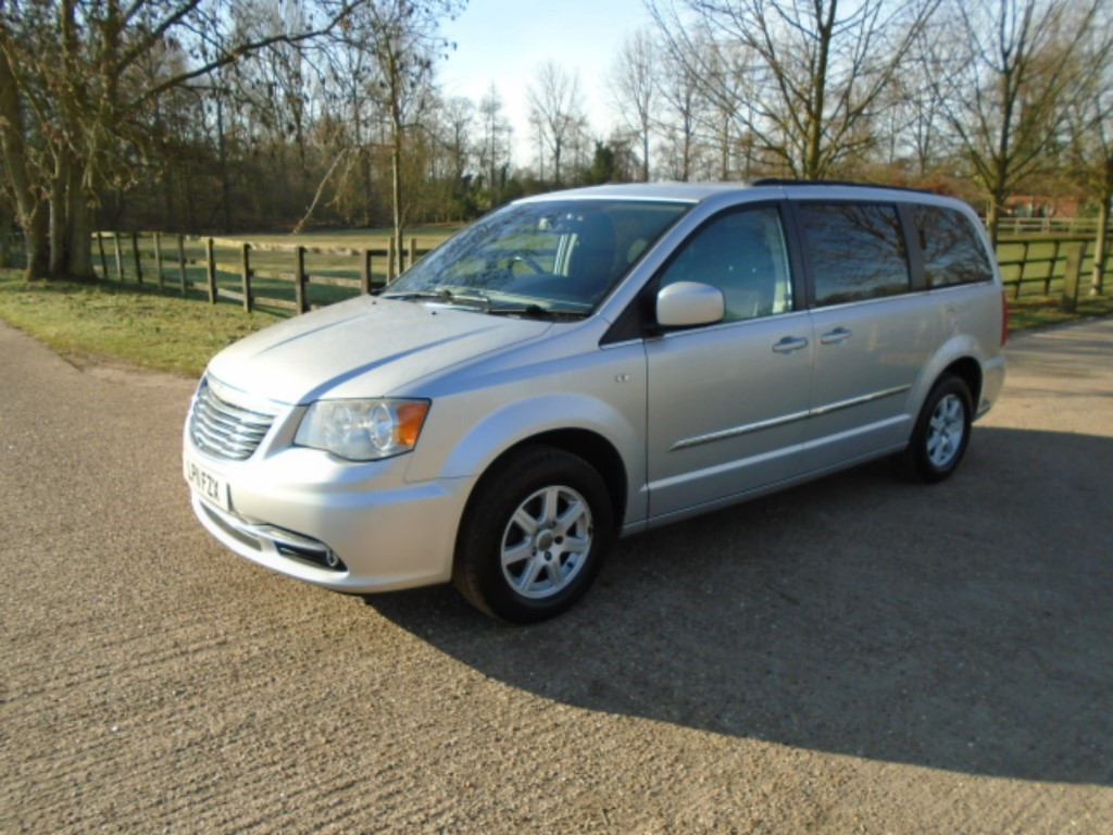 used Chrysler Grand Voyager TOURING in suffolk
